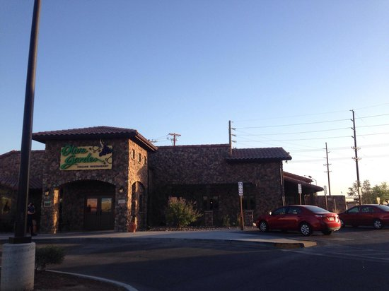 Front Entrance Picture Of Olive Garden El Centro Tripadvisor
