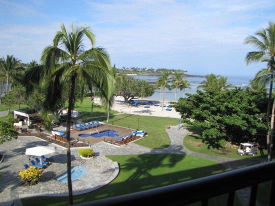 Mauna Lani Bay Hotel & Bungalows: Hot Tub