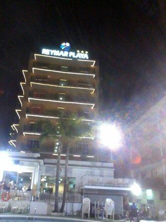Reymar Playa: avond