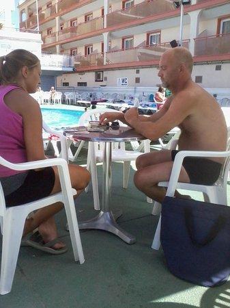 Reymar Playa: zwembad
