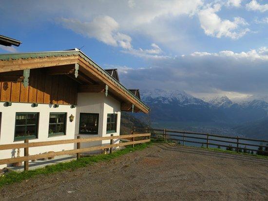 Mitterberghof Jausenstation: Zell am See - Mitterberghof - hotel e vista