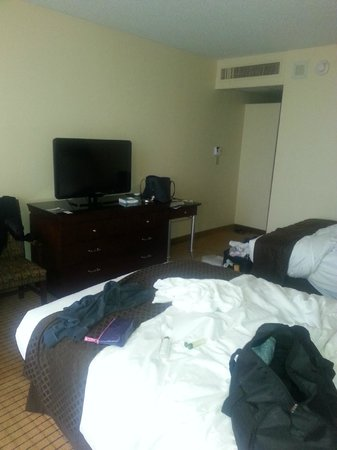 Doubletree Hotel Houston Downtown: room