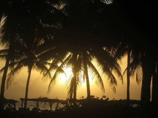 Hotel Colonial Cayo Coco : Sunset at the beach