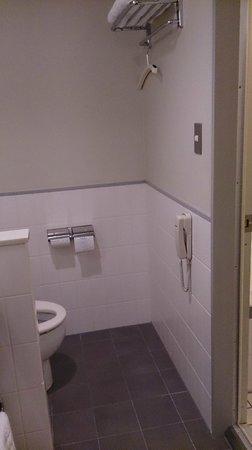 Hotel Clubby Sapporo: トイレ