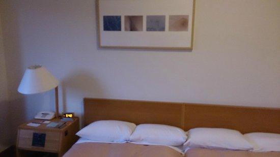 Hotel Clubby Sapporo: 部屋