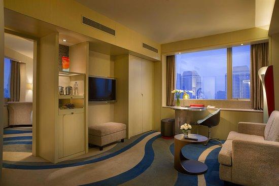 Sofitel Shanghai Hyland : Guest Room