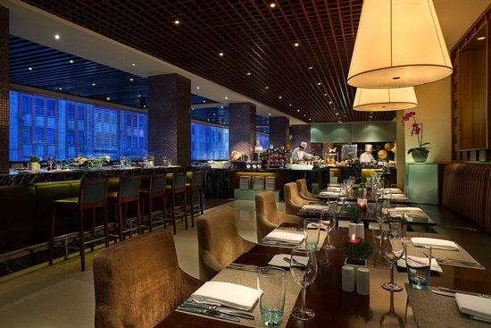 Sofitel Shanghai Hyland : Restaurant