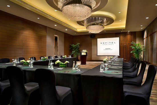 Sofitel Shanghai Hyland : Ballroom
