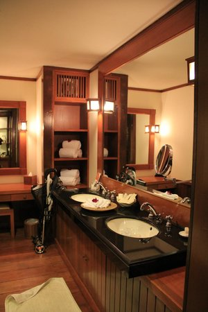 Tanjong Jara Resort : Bathroom - so big