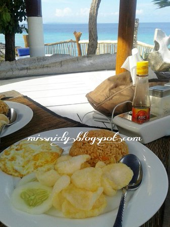 Amatoa Resort: indonesian breakfast