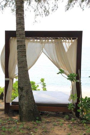 Tanjong Jara Resort: Beach