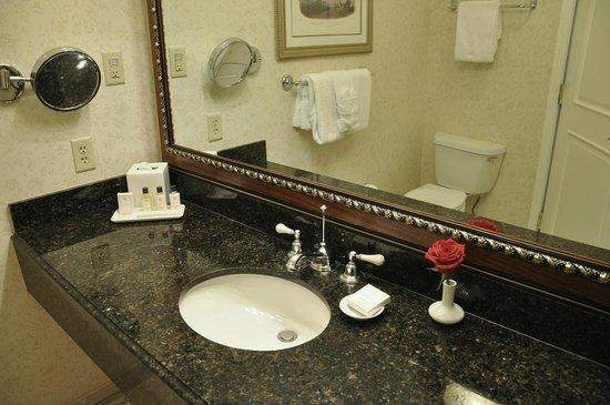 The Inn on Biltmore Estate: Bathroom