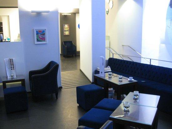 Culture Hotel Centro Storico: entrada por el lobby