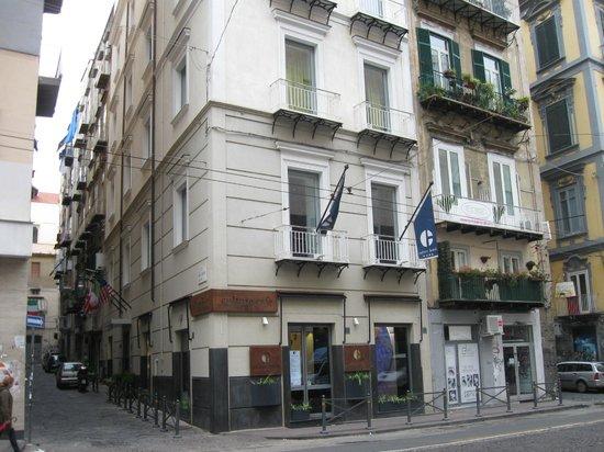 Culture Hotel Centro Storico: el interior del hotel es mejor