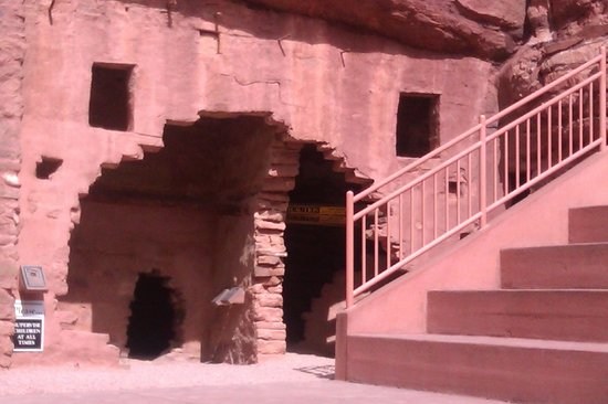 Manitou Cliff Dwellings: More pic