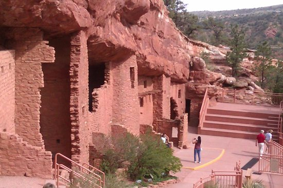 Manitou Cliff Dwellings: More