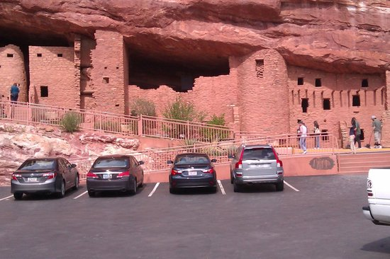 Manitou Cliff Dwellings: More 2