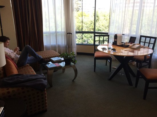 Marquis Reforma Hotel & Spa : Sala