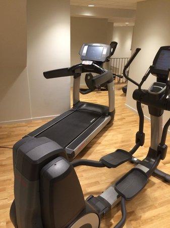 Elite Stadshotellet Eskilstuna: Top level cardio machines