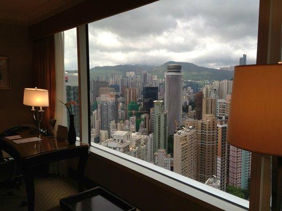 Conrad Hong Kong: Peak/City view