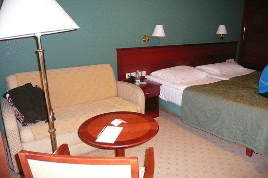 Park Hotel Bled: Bedroom