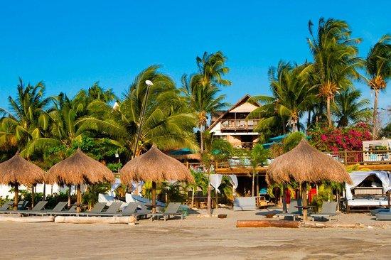 Karmairi Hotel Spa: Club de Playa