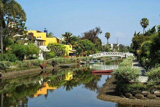 Venice Canals Walkway : 威尼斯运河行人道