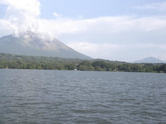 Comedor Jackeling: Lago Cosibolca