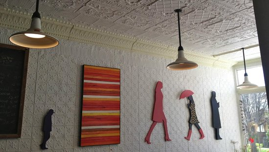 Tall Poppy Cafe : Wall decor for sale