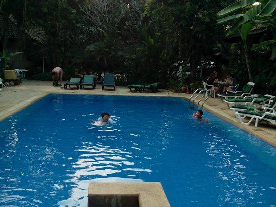 Eurasia Chiang Mai Hotel: pool