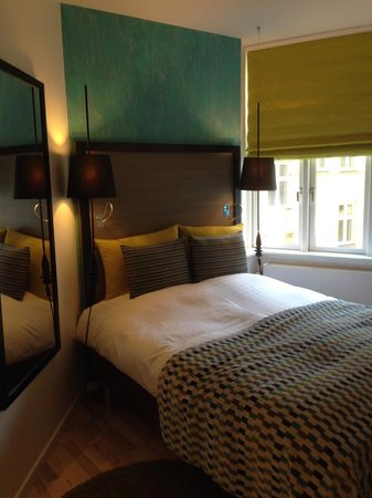 Andersen Boutique Hotel: The bedroom