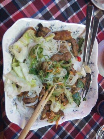 Tu Anh's Peace Cafe: Banh Cha Ha Noi