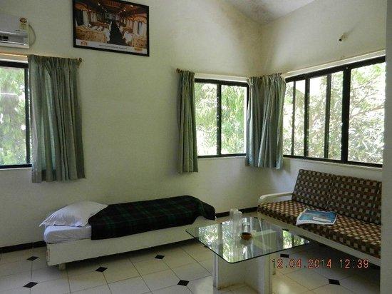 MTDC Resort, Panshet: Room view