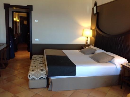 Melia Hacienda del Conde : chambre