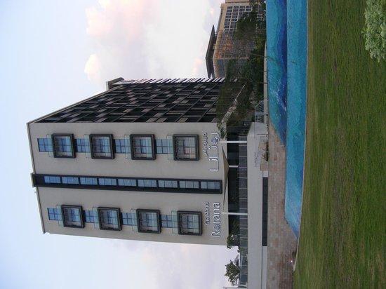 Yas Island Rotana: View during day