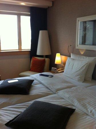 Radisson Blu Hotel, Hamburg: Bedroom