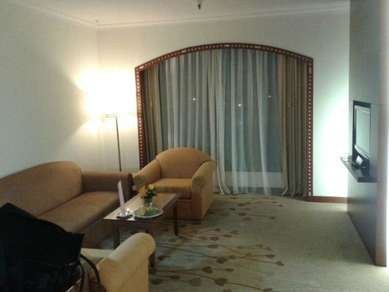 Mutiara Johor Bahru: Sofa area