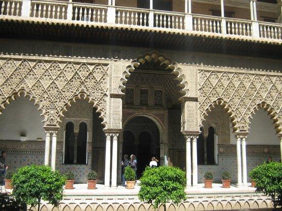 Alcázar: Алькасар Дворец