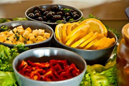 Finnskogtoppen Velværehotell : Alle måltider er inkludert
