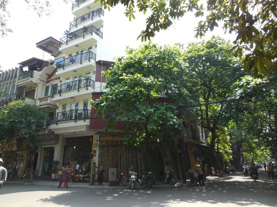 Hanoi Charming 2 Hotel : Hotel Charming 2