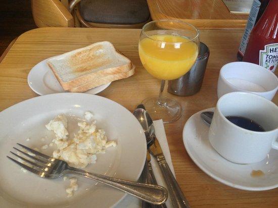 The Tamworth Arms: English Breakfast!