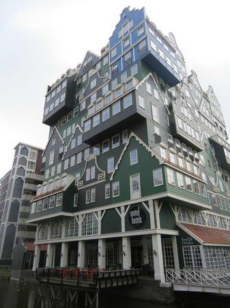 Inntel Hotels Amsterdam Zaandam : Hotelansicht