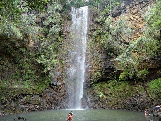 Wailua River State Park: Водопад