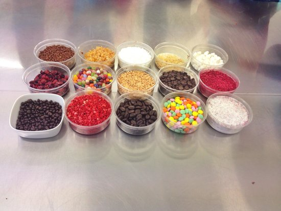 Chococo: Toppings!