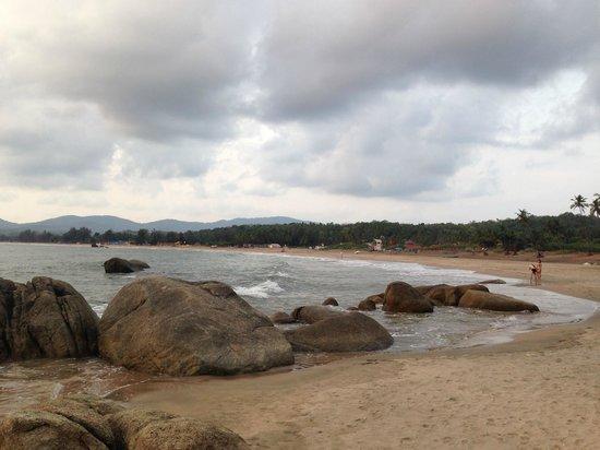 Dunhill Beach Resort : Agonda beach