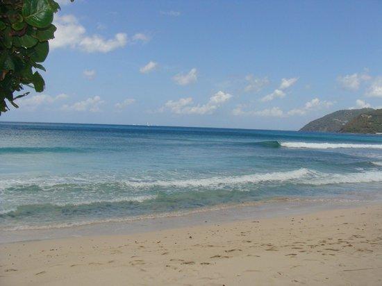 Sebastian's on the Beach: Ocean front