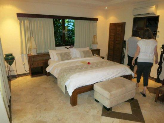 Hotel Vila Lumbung : Room
