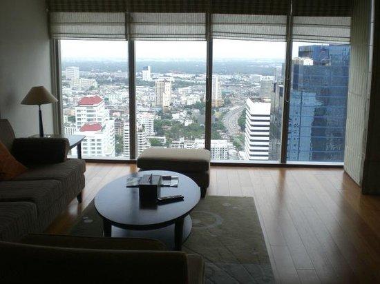 Column Bangkok: 3806 View from Room