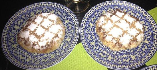 Riad Dar Thalge: Pastilla quand tu nous tiens