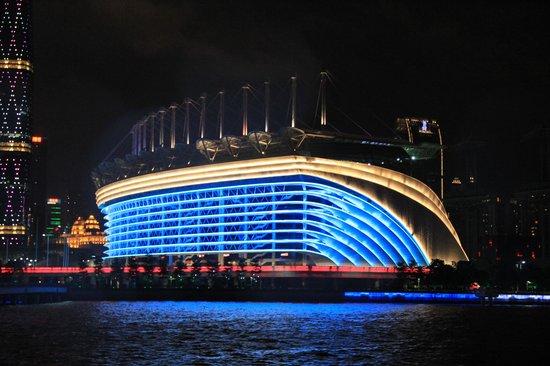 Guangyong Lido Hotel: Scenery - Water cruse